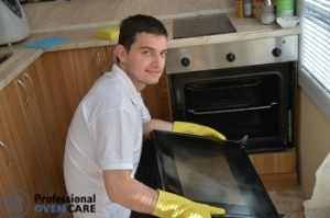 Qualified Oven Cleaner London