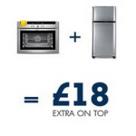 Oven and Fridge Cleaning Offer