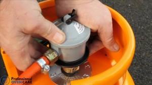 gas bottle maintenance