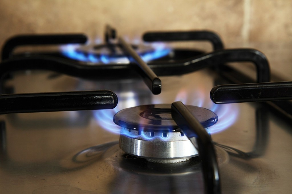 gas-cooker